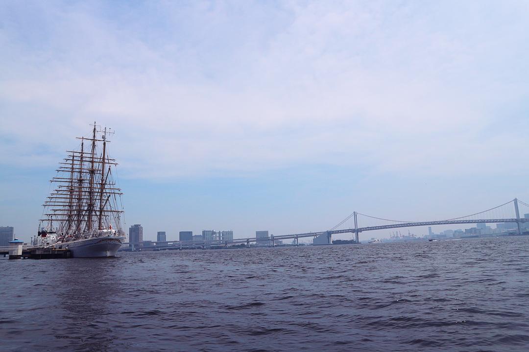 浴衣で舟遊び♡いまホットな東京のランドマークをめぐる日本橋クルーズ☻_5