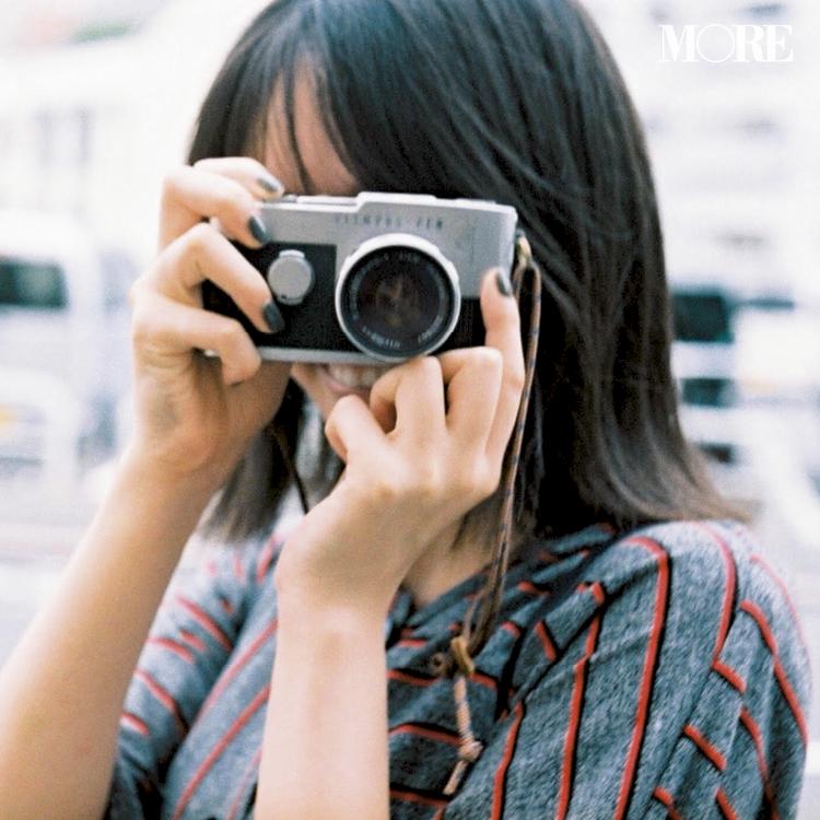 唐田えりかはフィルムカメラが趣味