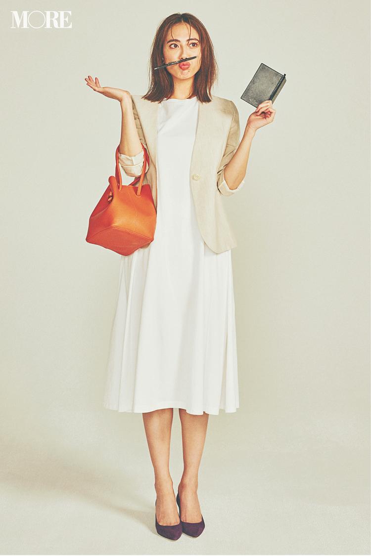 夏のトレンドバッグ特集《2019年版》- PVCバッグやかごバッグなど夏に人気のバッグまとめ_38