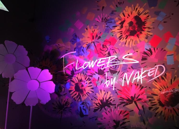 日本一早いお花見!?FLOWERS BY NAKEDに行ってきました♡_2