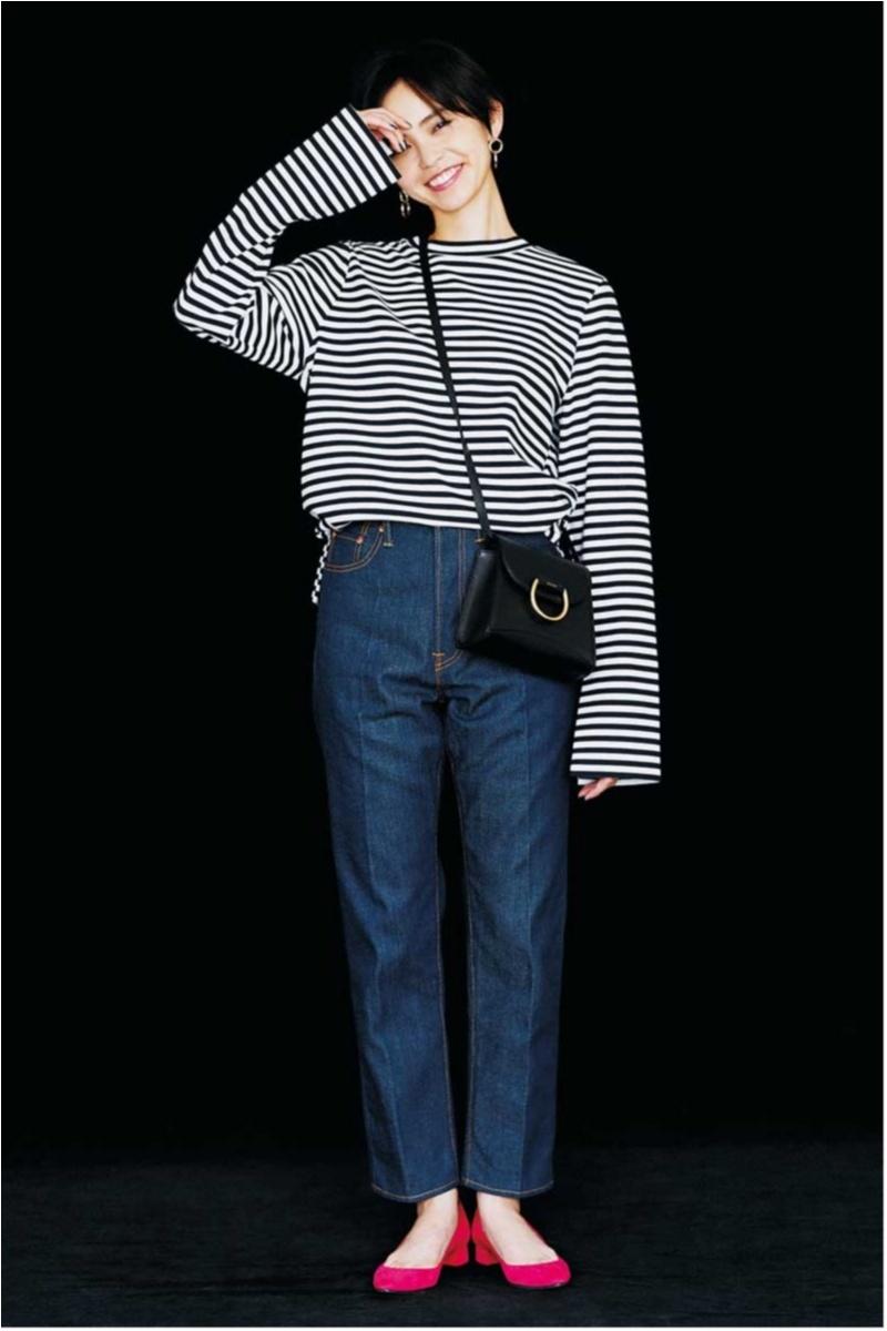 美シルエット確約【秋のデニム】コーデカタログ (2018年版) | ファッション_1_5