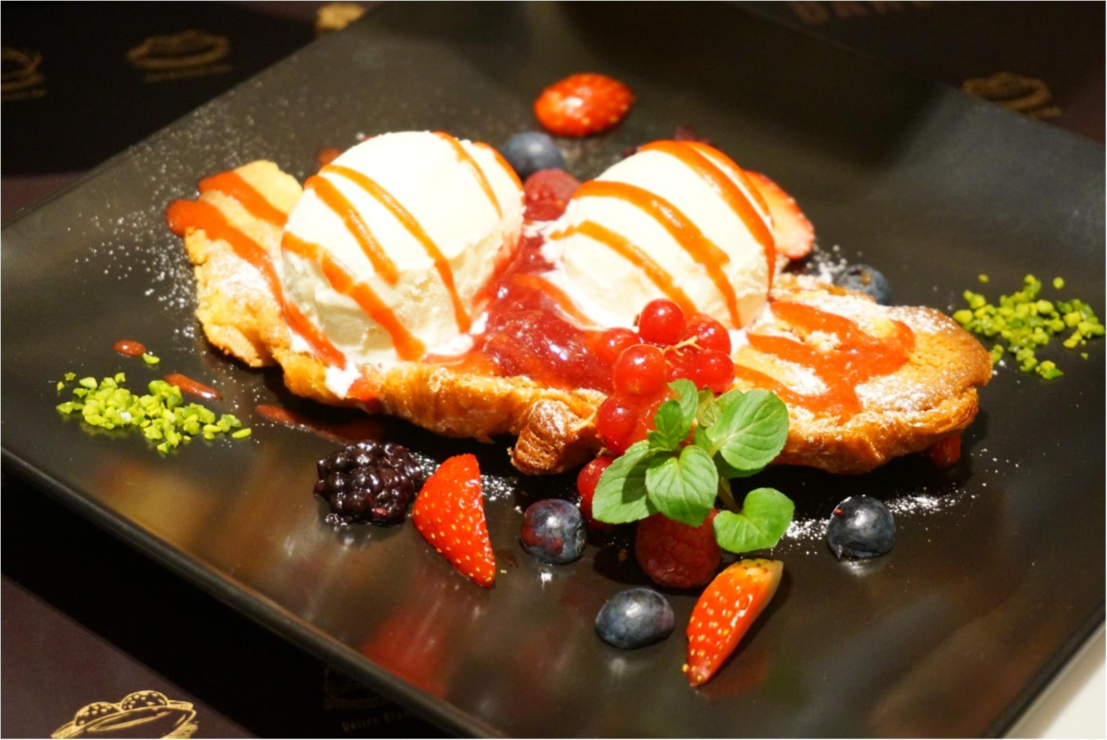 5月9日までの期間限定‼︎ハーゲンダッツ初のベーカリー【Häagen-Dazs Bakery】が大人気♡_8