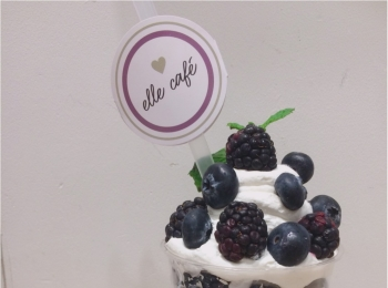 ELLE café新作【ポリフェノールボンボン】