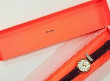 手元のいい女度がぐんと上がる♡ みんな大好き『シンゾーン』から、ブランド初となるオリジナル腕時計が登場