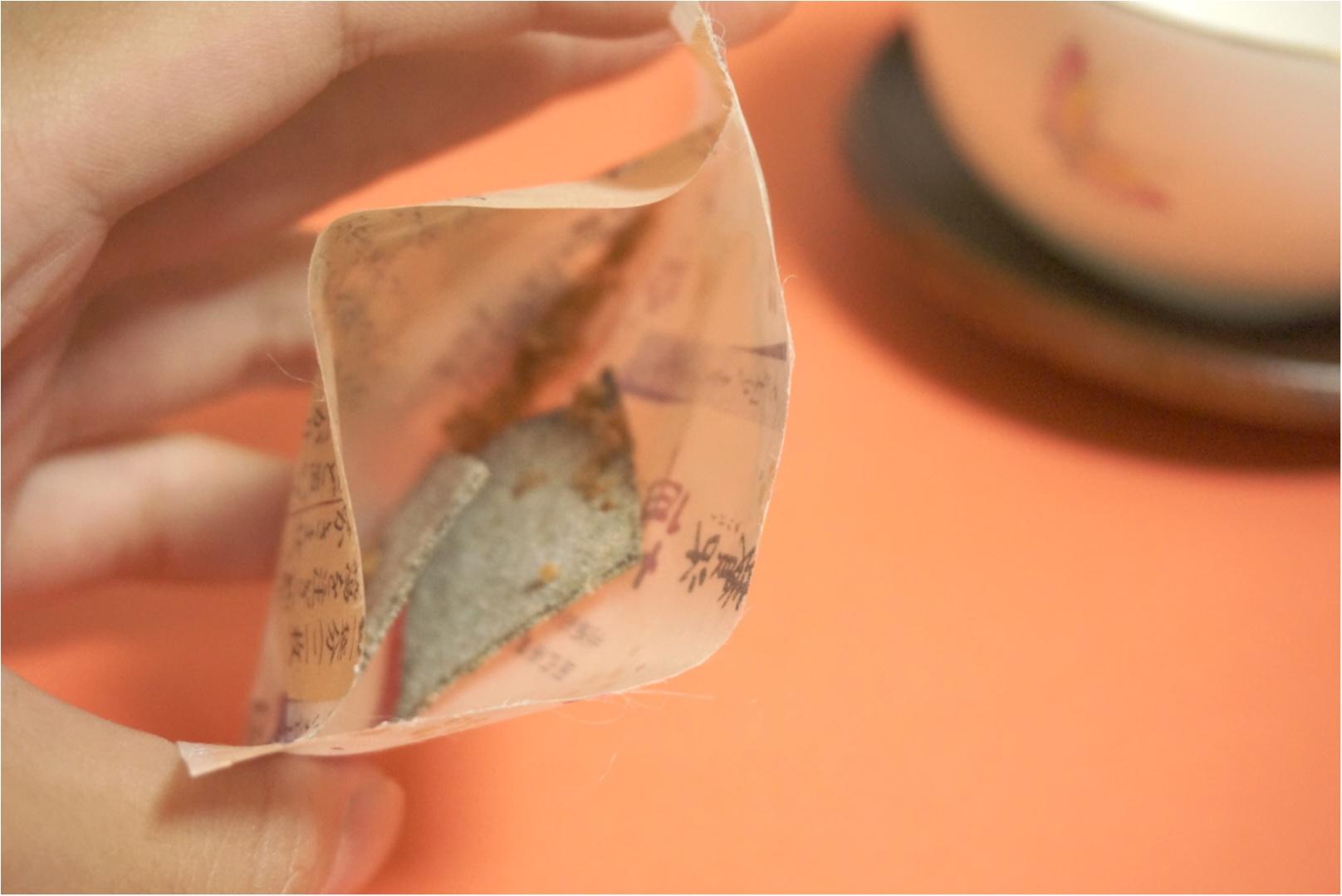 """寒い夜は """"贅沢梅こんぶ茶"""" でほっこりと♡_3"""