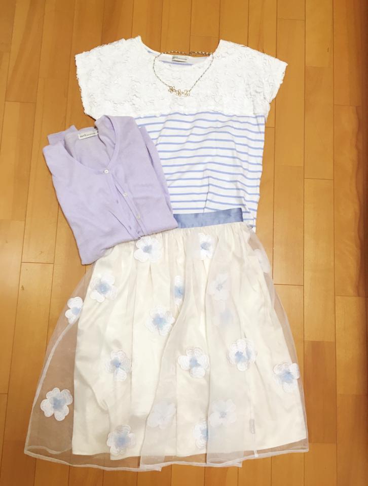 かわいすぎる【31Sons de mode】のスカートに一目惚れ♡_8