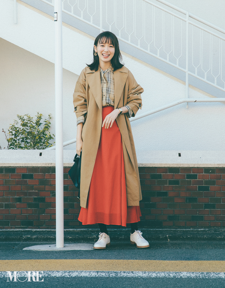 春のシャツコーデ特集《2019年版》- 20代女子におすすめ!オフィスカジュアルにちょうどいい きれいめシャツのコーディネートまとめ_9