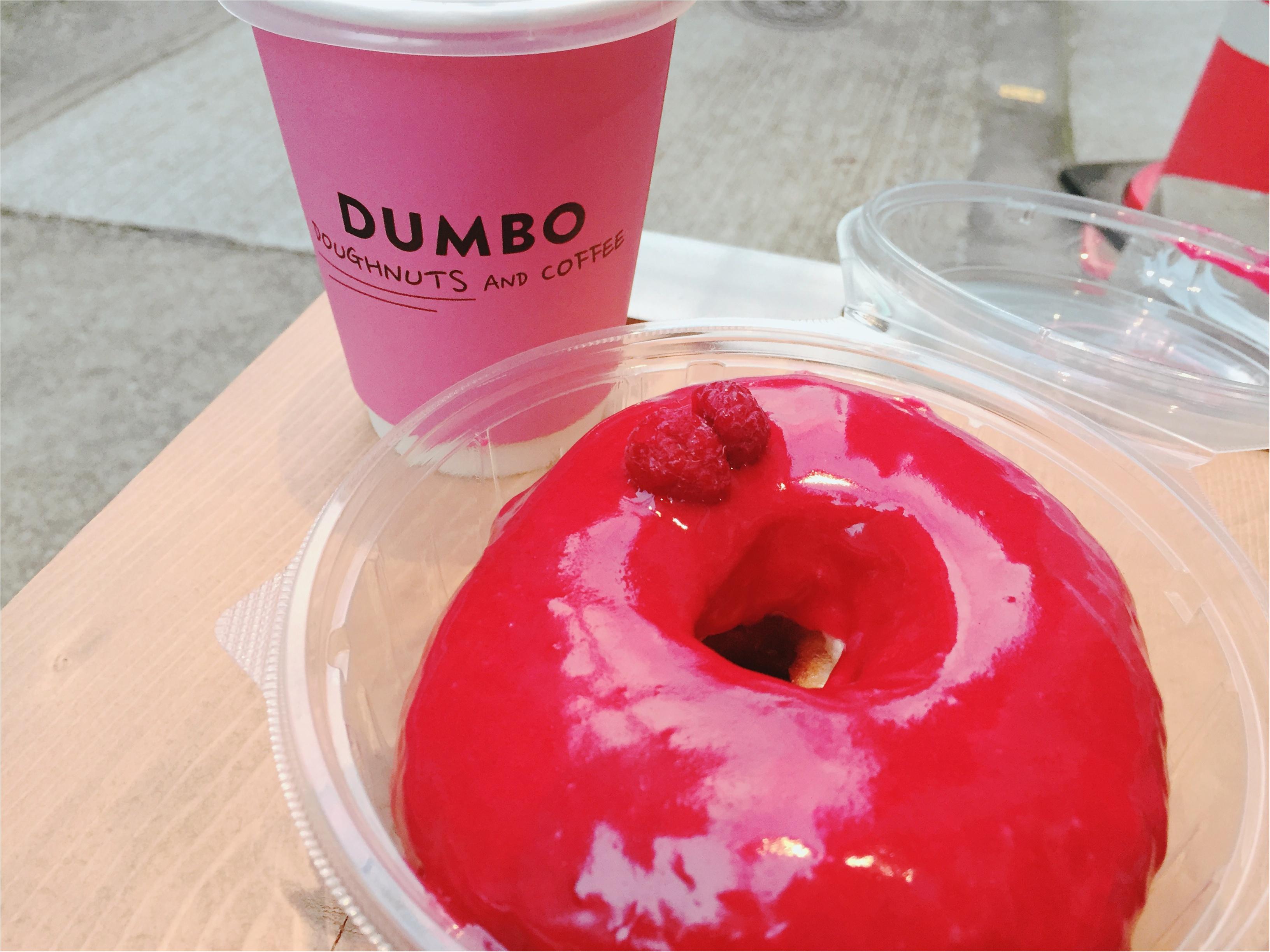 ピンクが可愛すぎる♡NYスタイルのおしゃれドーナツカフェ♡*_5