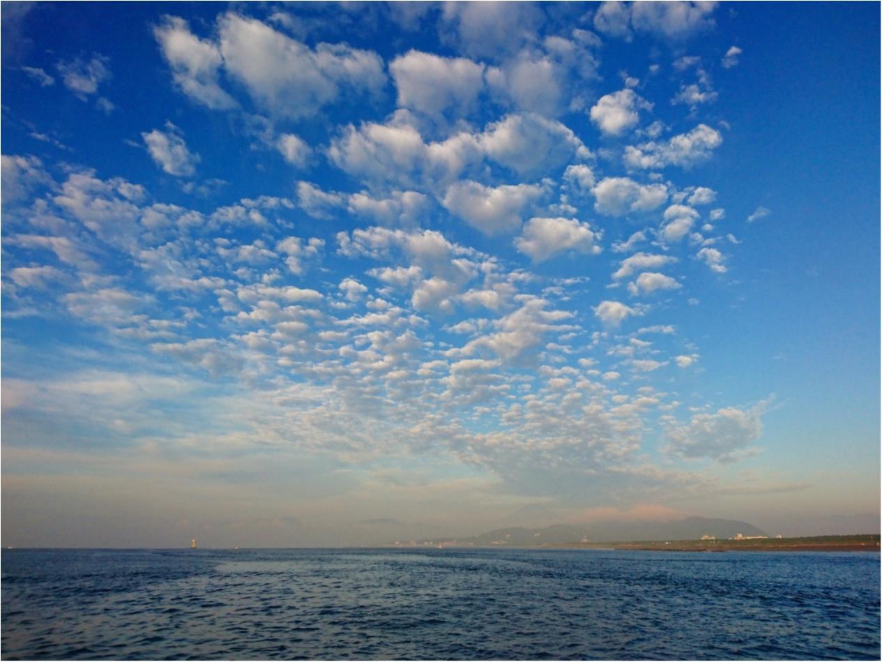 """【おでかけ】自分で釣ったら、美味しさも倍増♪ 大海原に囲まれて、""""海釣り"""" に挑戦してきました!_1"""