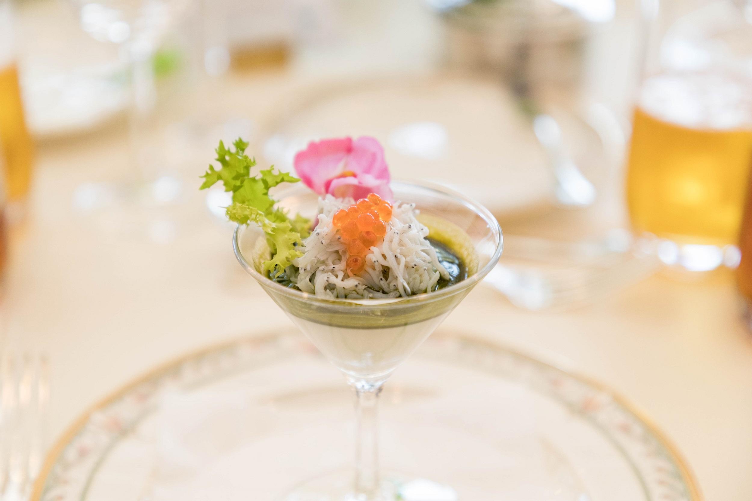 結婚式の料理_4