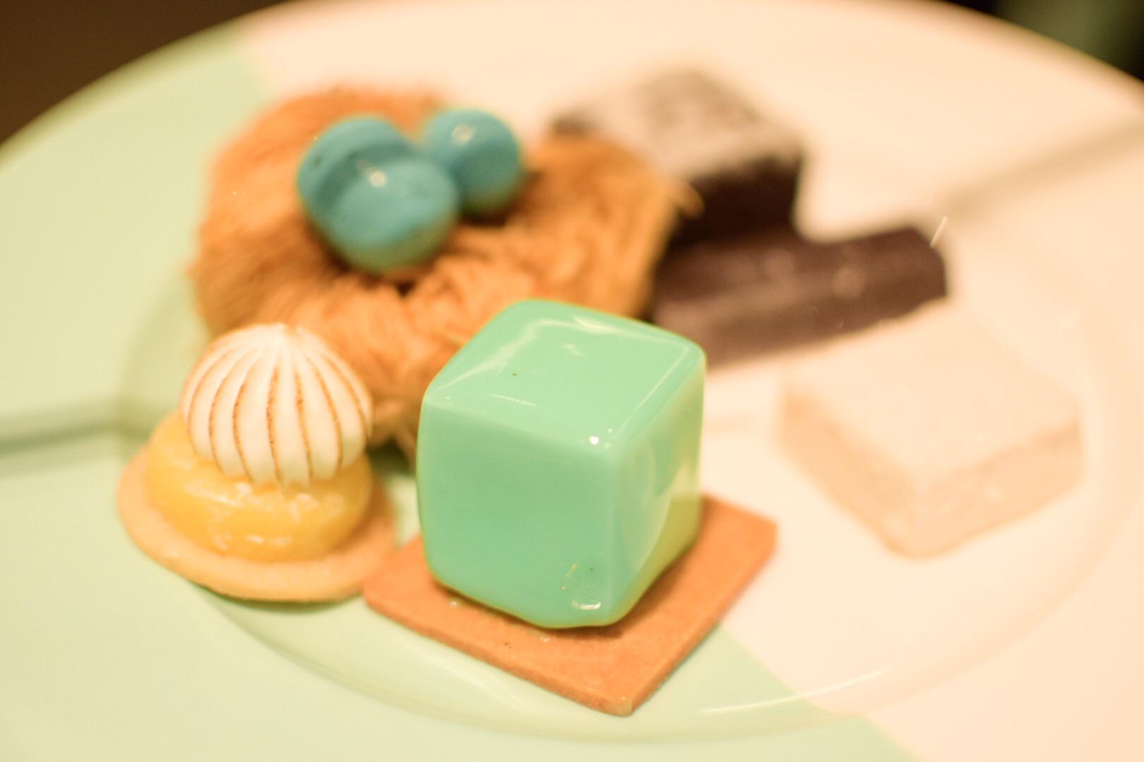 【NY】5番街で「ティファニーで朝食を」実際に食べれる!?The Blue Box Cafe【Tiffany】_4