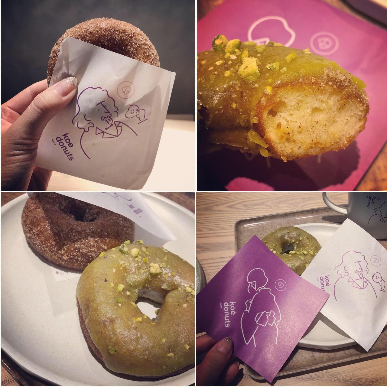 <京都*女子旅にオススメ>koé donuts kyotoのエシカルなドーナツがフォトジェニックでおいしすぎる!♡_3
