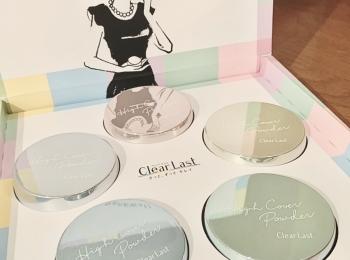 愛され肌になれちゃう♡【ClearLast クリアラスト】ファンデなしでも簡単毛穴カバー!
