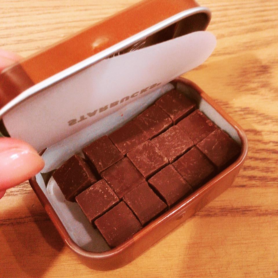 <スタバ>友チョコ・義理チョコにオススメ!チョコレートチャンク♡_2