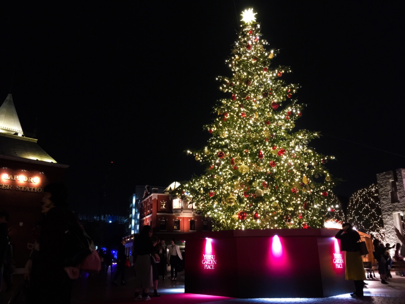 クリスマス直前!  どこいく?! 都内イルミネーションスポット3選!!_12