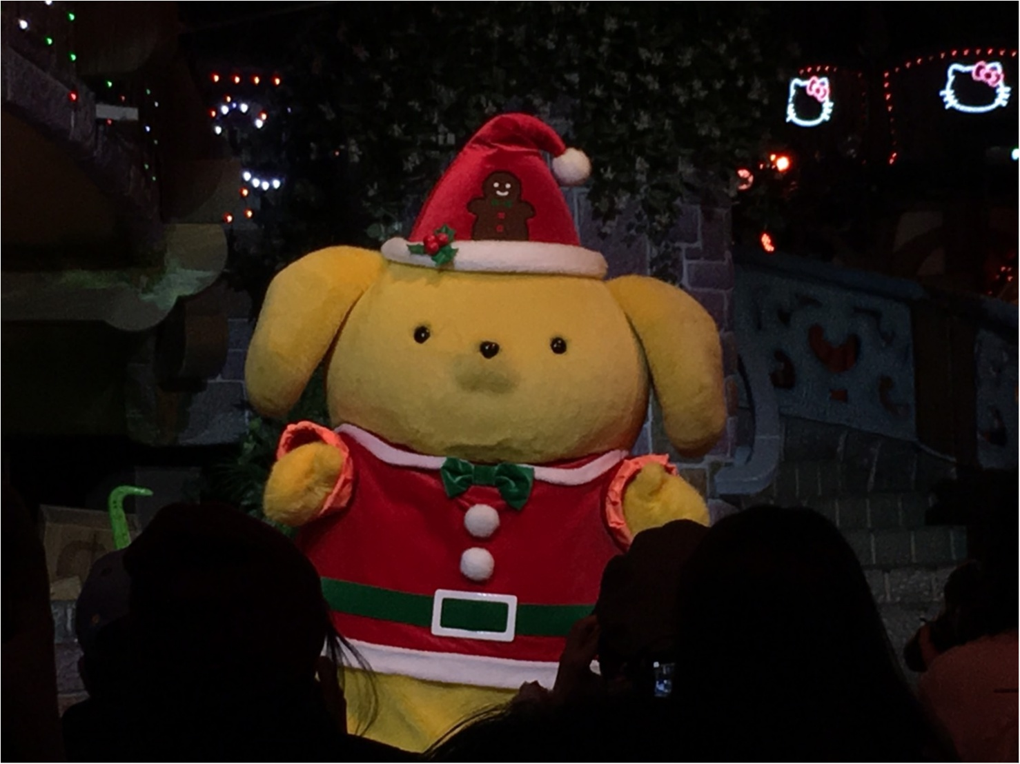 """《先行お披露目会に潜入!》『ピューロクリスマス』-ピューロランドでサンリオキャラたちがパーティ!クリスマスの""""ス""""が消えちゃった!?-_5_1"""