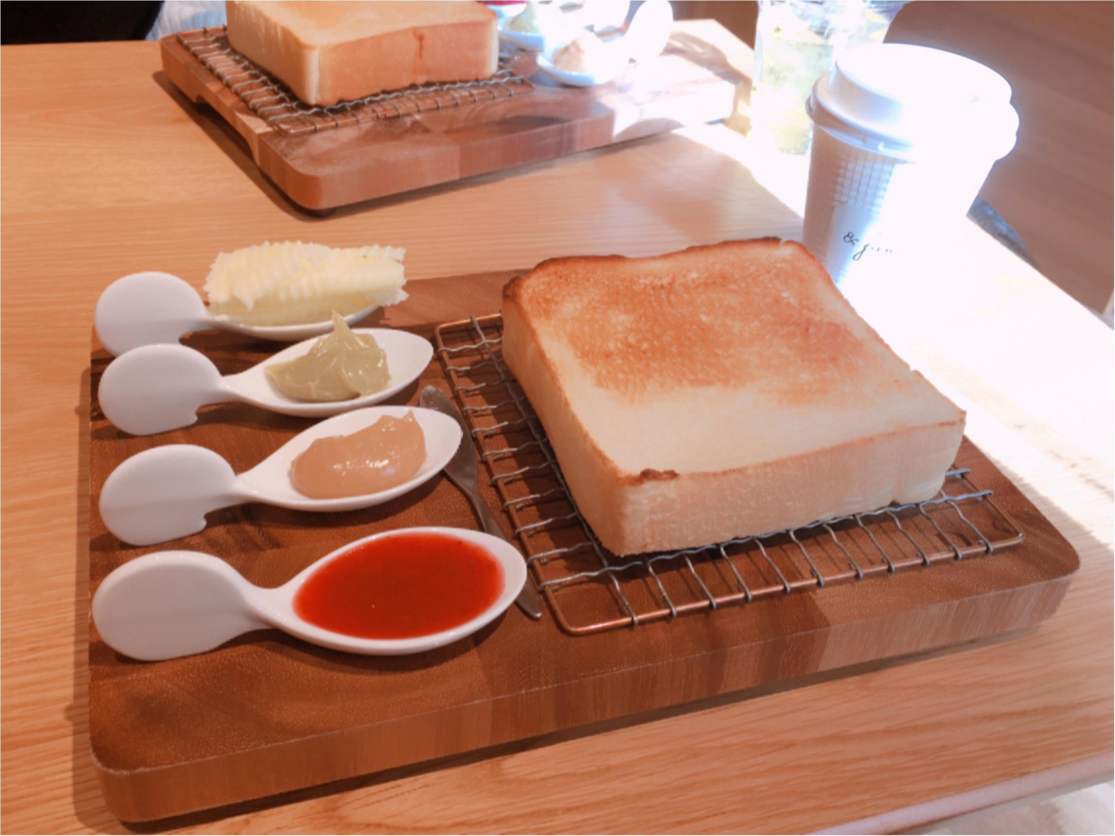 《ご当地モア❤︎大阪/神戸(兵庫)》おいしいトーストが食べたい!関西カフェ3選_3