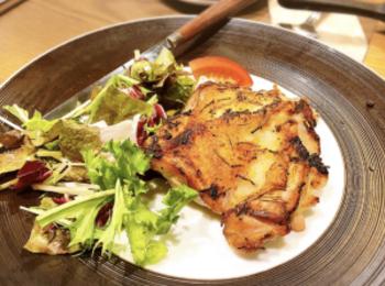 【目黒】「若鶏の小悪魔風」が本当に小悪魔級の美味しさ◡̈˚✧オシャレイタリアンMEGRO Dining