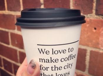 <オーストラリア*女子旅④>メルボルンの台所♡クイーンビクトリア・マーケットで人気のオシャレコーヒーを飲もう!