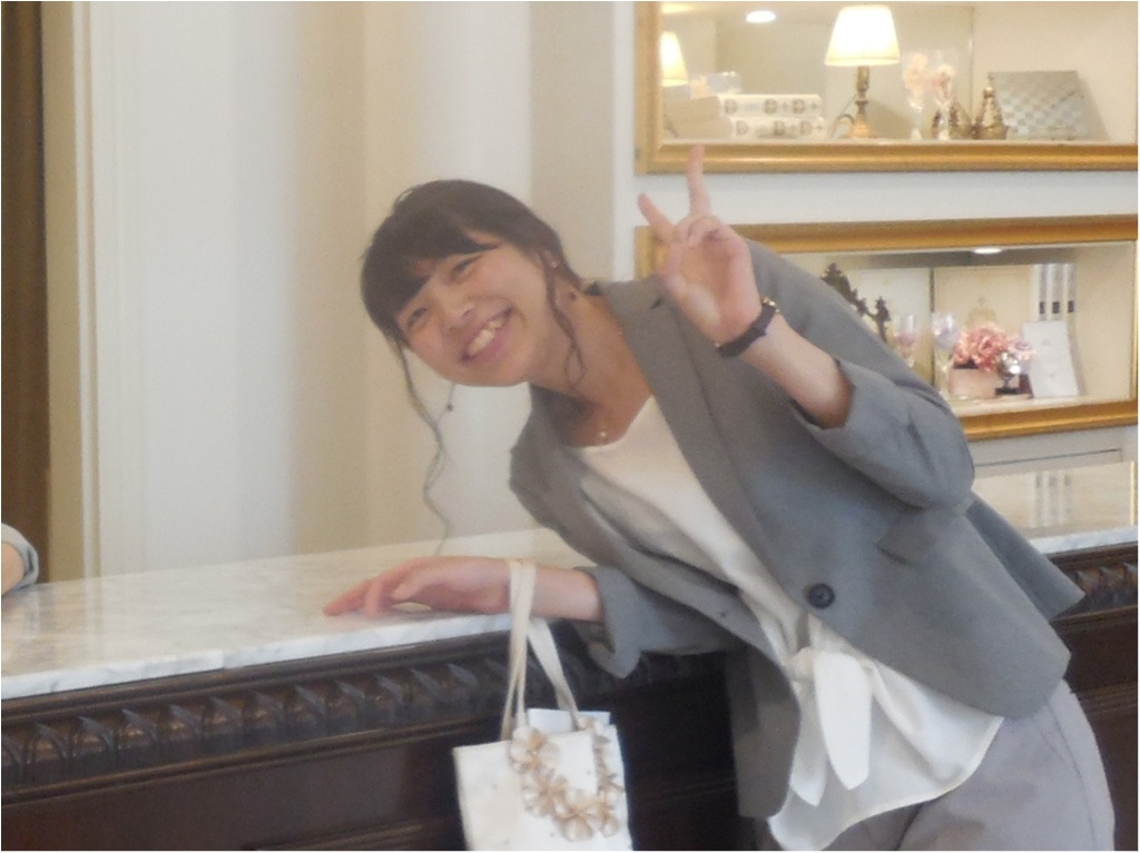"""【改めまして】 モアハピ部 9期 """" shino """" と申します ♪ 今期も引き続き、よろしくお願いいたします ^^_1"""