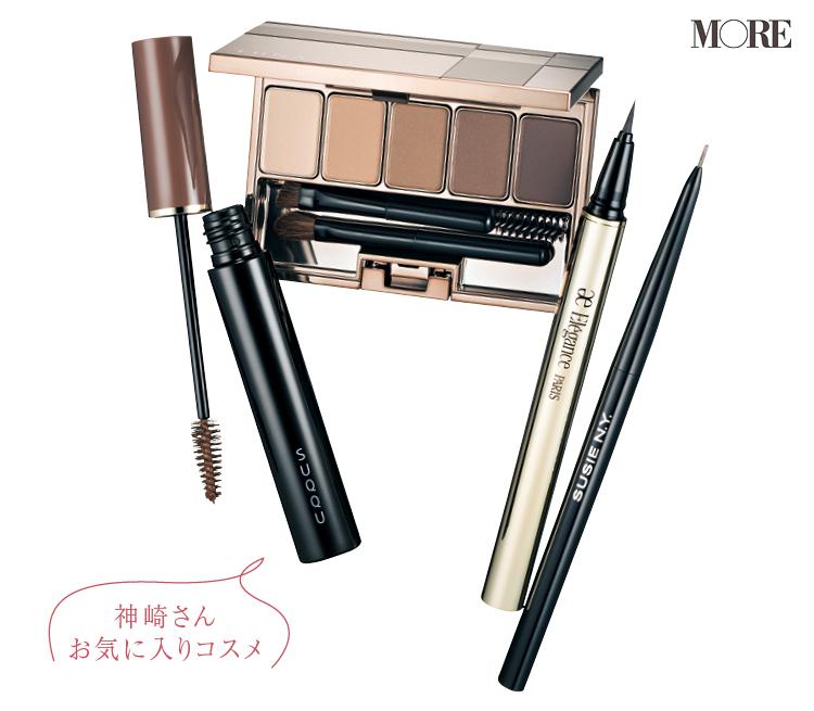 美容家・神崎恵さんが語る「眉の大切さ」と「アップデートすべき理由」とは? 愛用の美眉アイテムも公開!_3