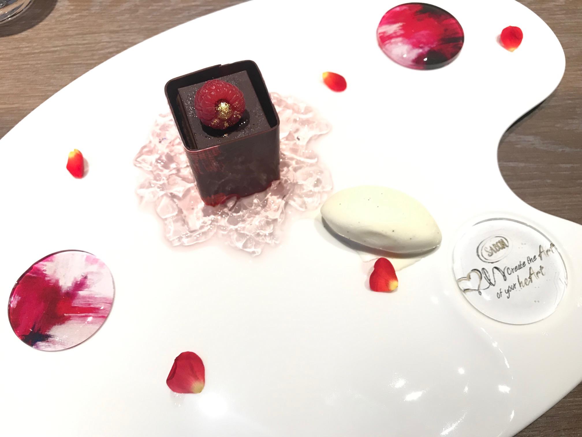 『SABON』が贈る、ローズ香るピンクのディナー(しかも特典つき♡)!! 今度のデートや女子会は『ザ ストリングス 表参道』で_7