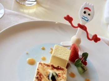 【TDS♡ホテルミラコスタ】今しか食べられない!ピクサーのご褒美ホテルランチ♡