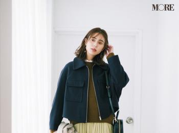タイツと合わせてるそのスカート、春はどう使う? 2月から4月まで活用するためのコーデ8例 PhotoGallery