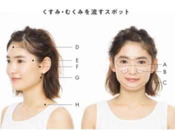 顔がパンパン、肌はどんより・・・。小顔&透明感肌をゲットするための【むくみ&くすみ】対策Tips