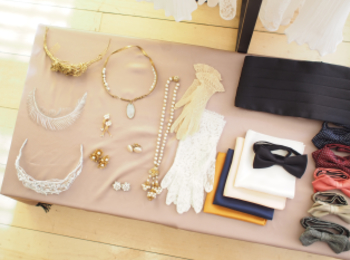 ウェディングドレスや小物の試着、ヘアアレンジ、撮影もできる!1日限りのイベント「WEDDING WARDROBE」1/26(日)開催♡