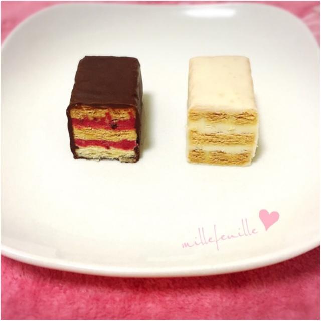 一口サイズのミルフィーユ♡『横濱フランセ』のミルフィユに夢中♡_4