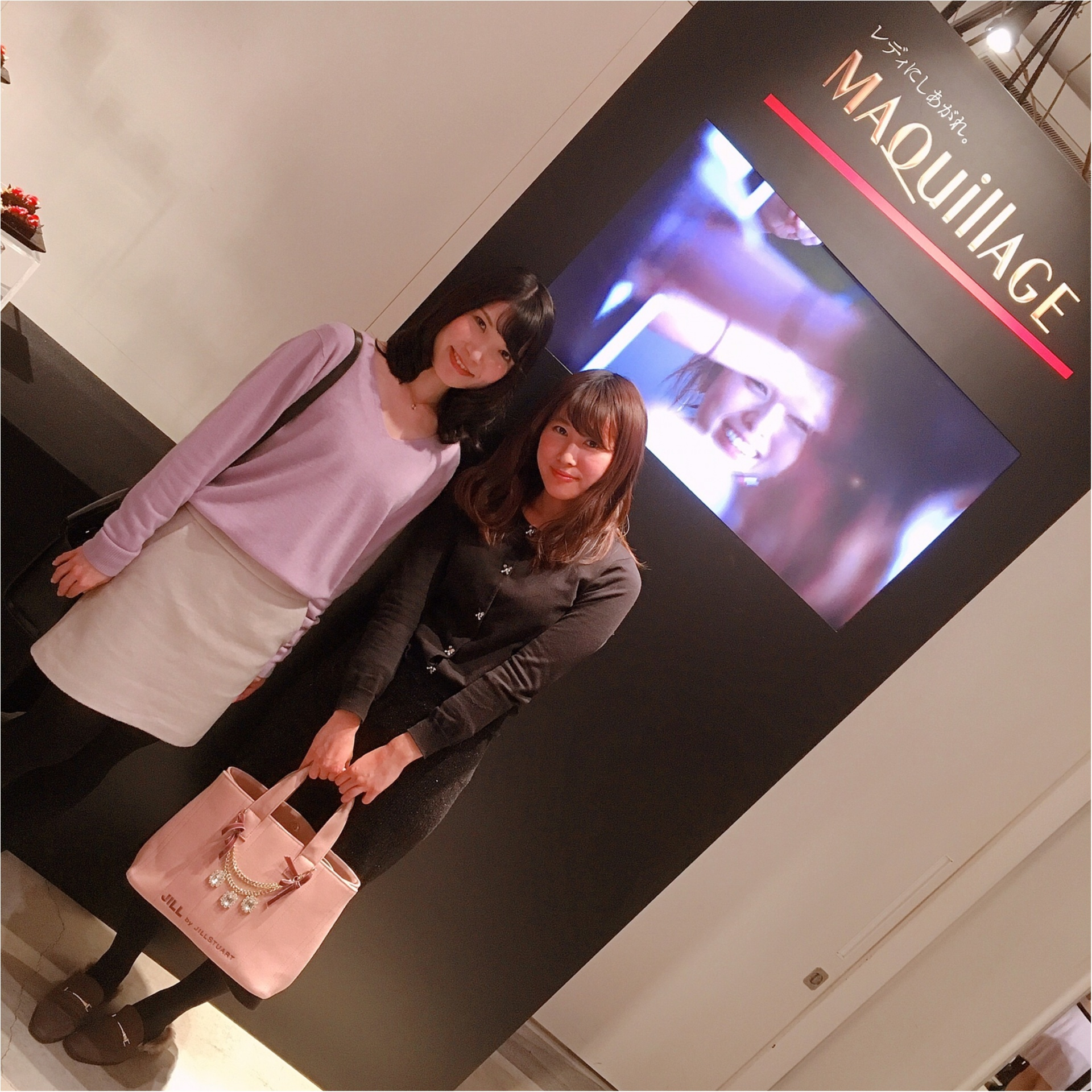 【資生堂MAQuillAGE(マキアージュ)】乃木坂46白石麻衣さんも登場♡Lady Moment Partyで「レディにしあがれ。」_4