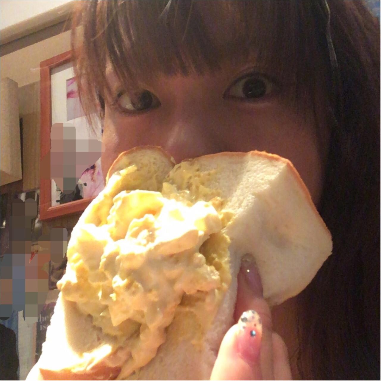 パン1斤まるごと?!東銀座の最強フォトジェニック萌断サンドイッチ♡_3