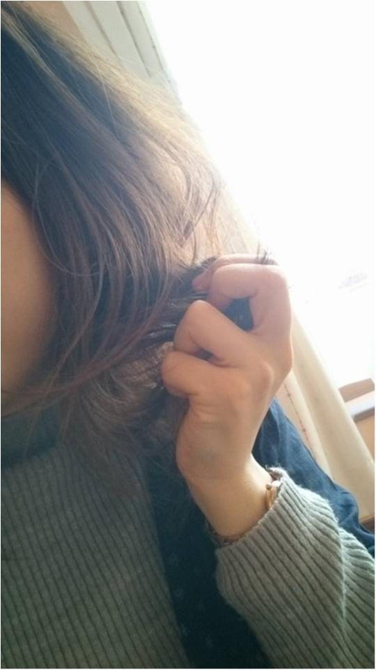 【 春は髪から♡ 】冬服も軽やか見え!簡単ヘアスタイリング&鳥パッケージのヘアコスメで労わりながら今年も開運!?_6