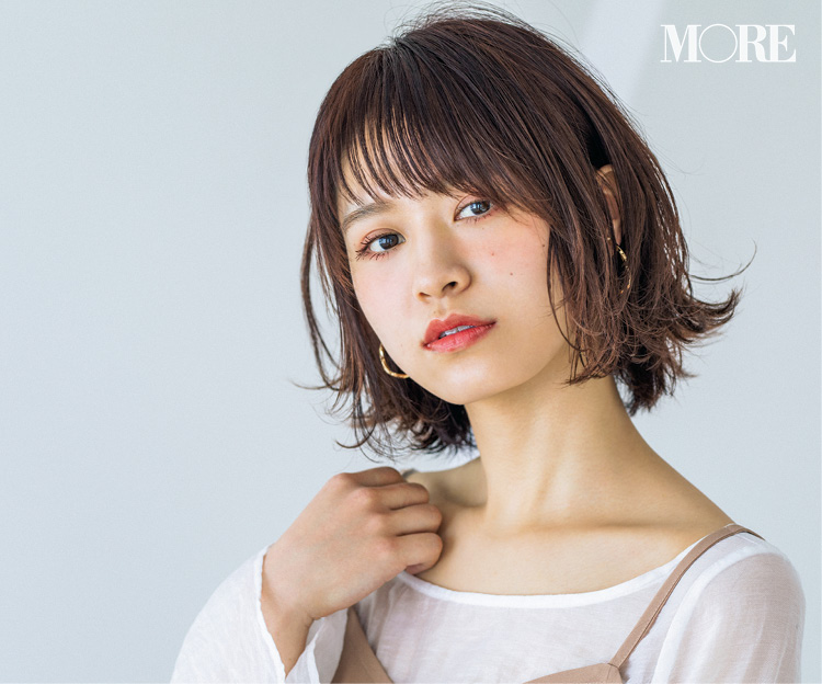 エラ張りの悩みを解消して小顔になれるテク - エラの張りがカバーできる前髪や眉メイク、セルフコルギ(マッサージ)など_3