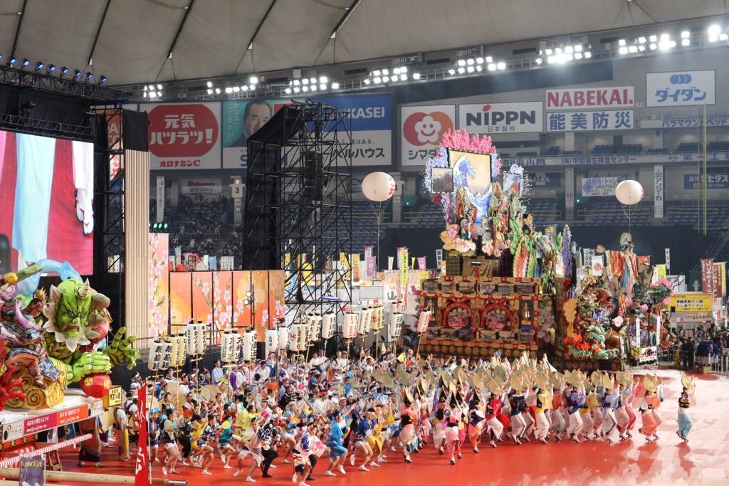 """日本の""""おいしい""""が東京ドームに集結❤️「ふるさと祭り東京2019ー日本のまつり・故郷の味ー」が開催中!✨_8"""