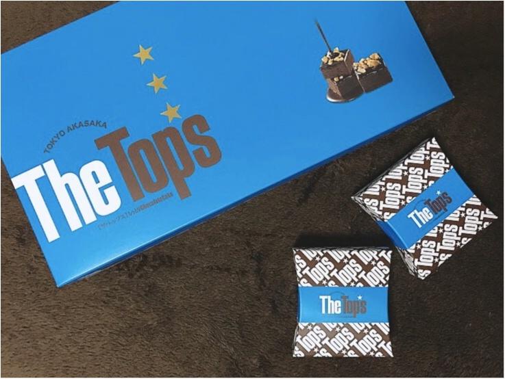 期間限定ショップへ急げ~!Top'sの大人気チョコレートケーキが焼き菓子になって登場!_3