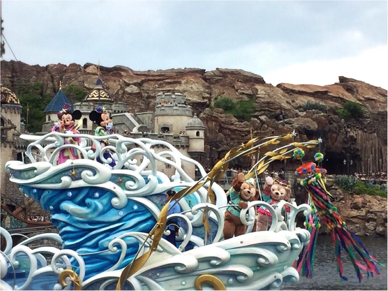 【Disney Sea】ダッフィーのお友だち、話題のステラ・ルー 会ってきました ♡♡ グッズも大公開!_8