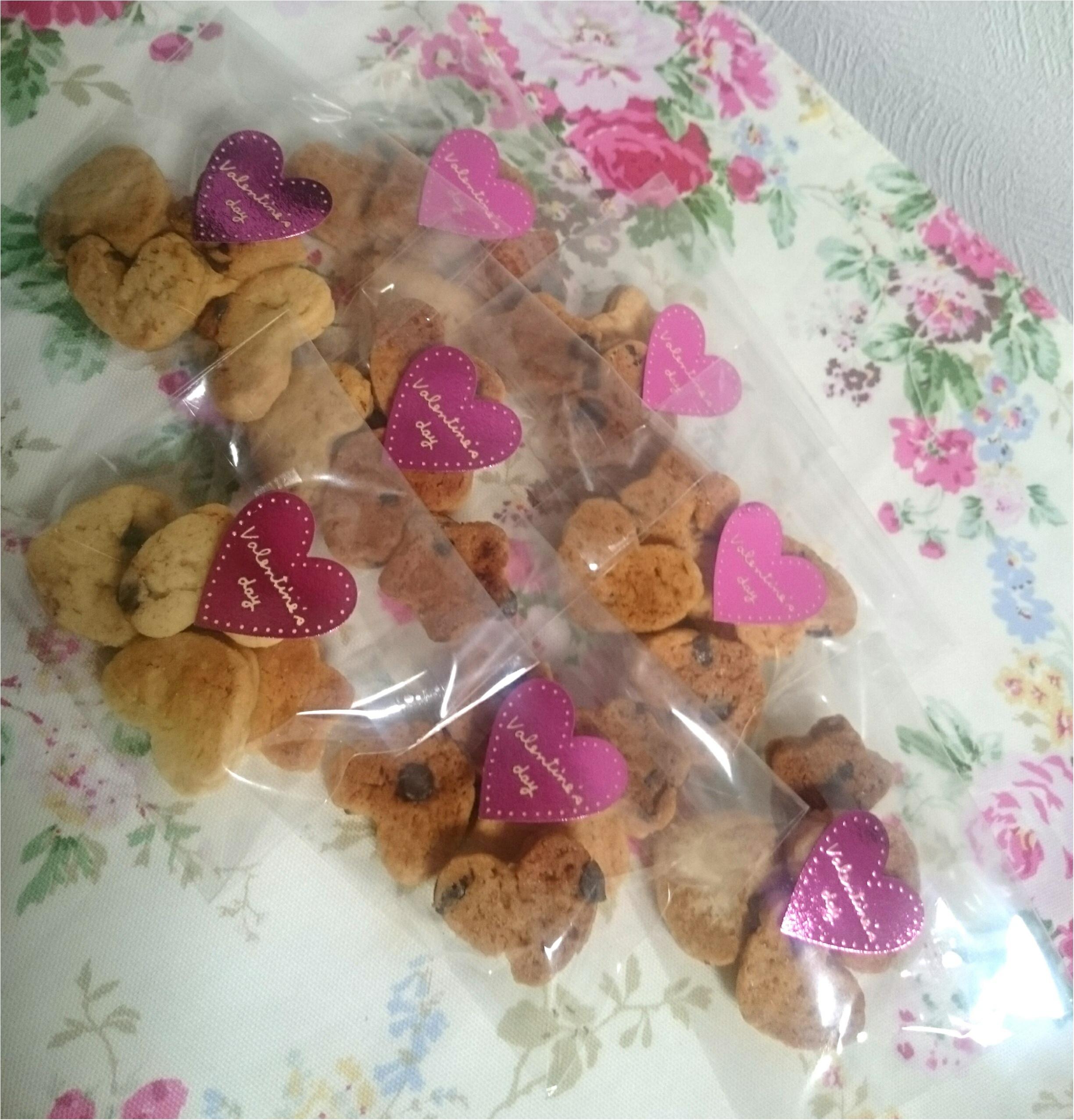クッキーの大量生産!製菓材料が揃うTOMIZはラッピングまで買えるんです♥_7