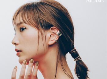 本田翼をお手本に♡ 「この服にはこのアクセ」、2019夏の最新版!