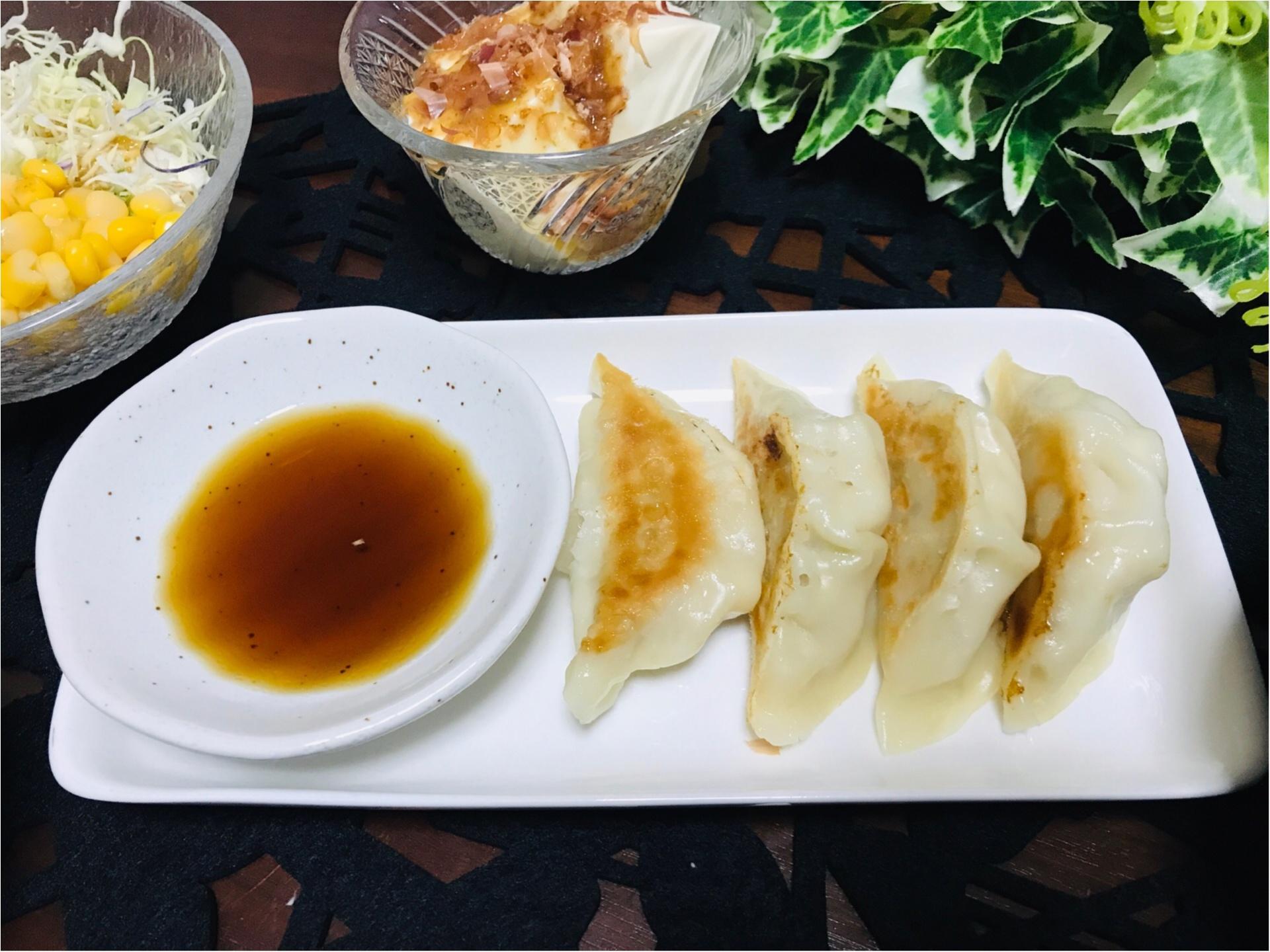 大人気料理ブロガー《みきママ》考案!肉汁がすごい【鶏ナンコツ塩餃子】を試食♡_6
