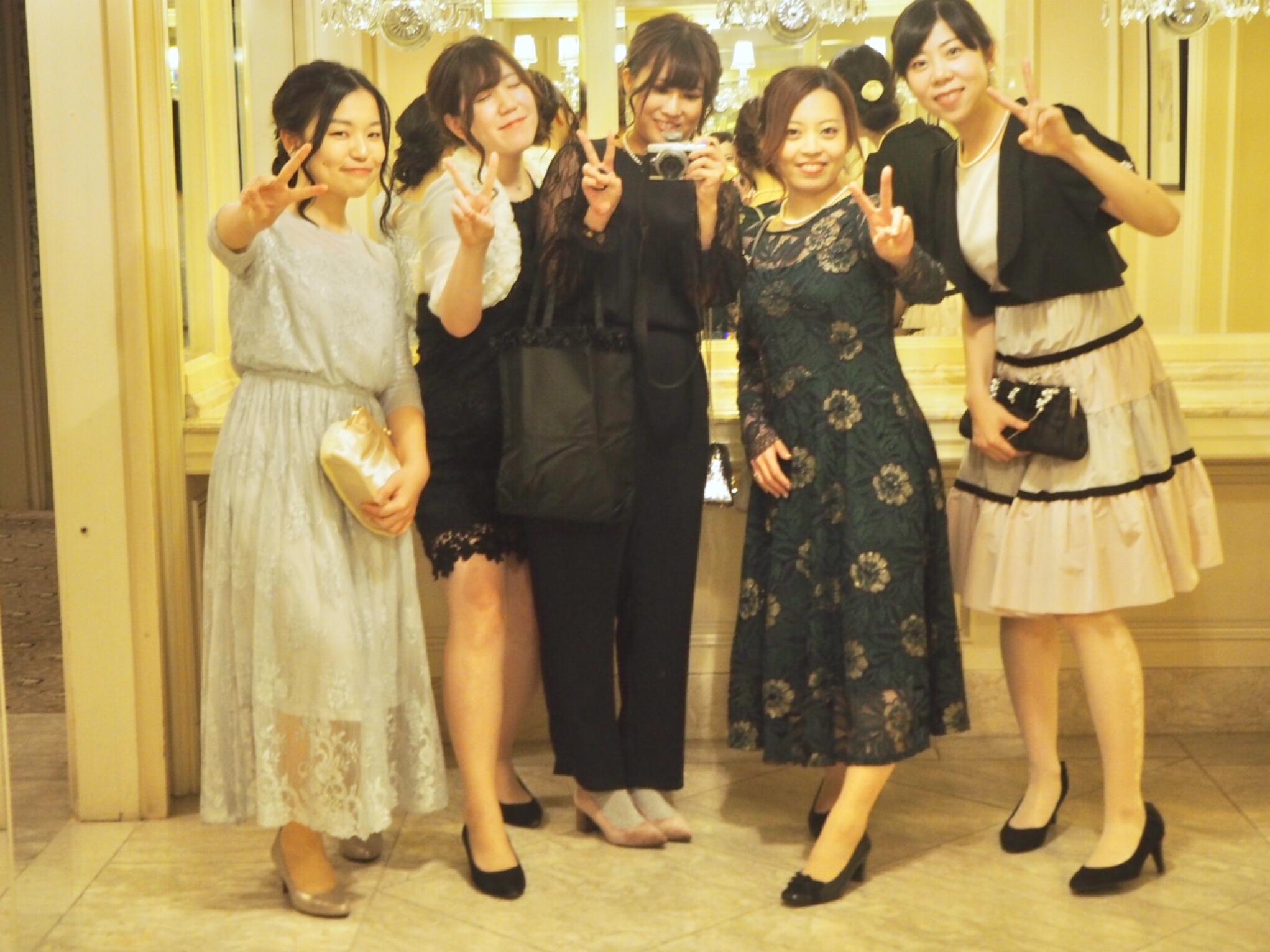 【椿山荘】Reina❤️ちゃんの和やか結婚式_1