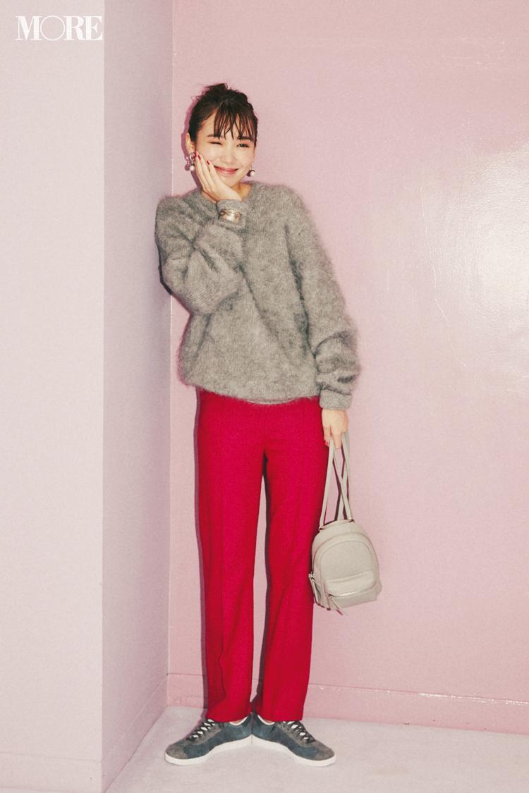 大人だからこそ似合うピンクのコーデ特集 Photo Gallery_1_7