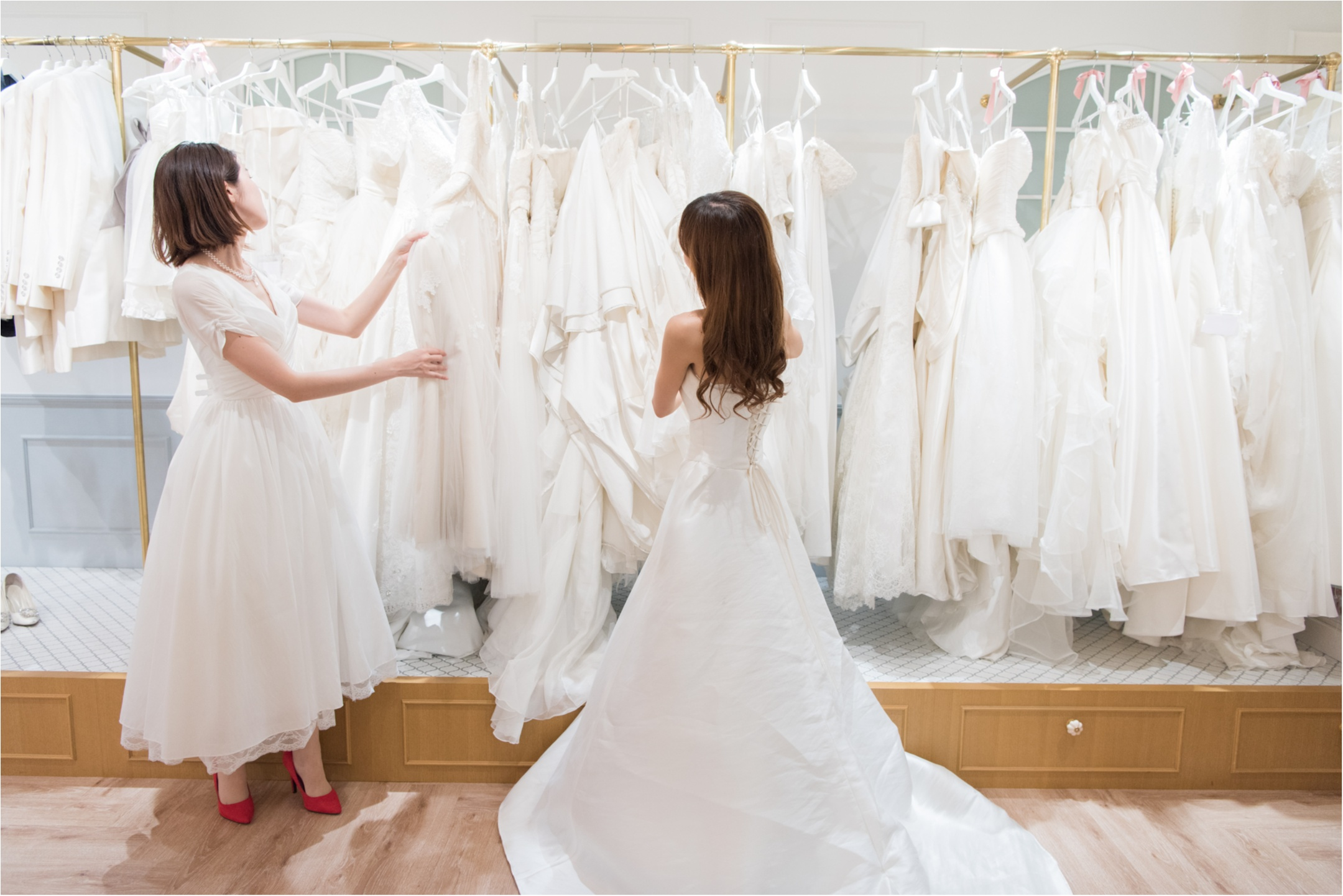 """女子の""""ウェディングドレスを着たい!""""願望を無料で叶えてくれる『and photo』が最幸すぎ♡ _15"""