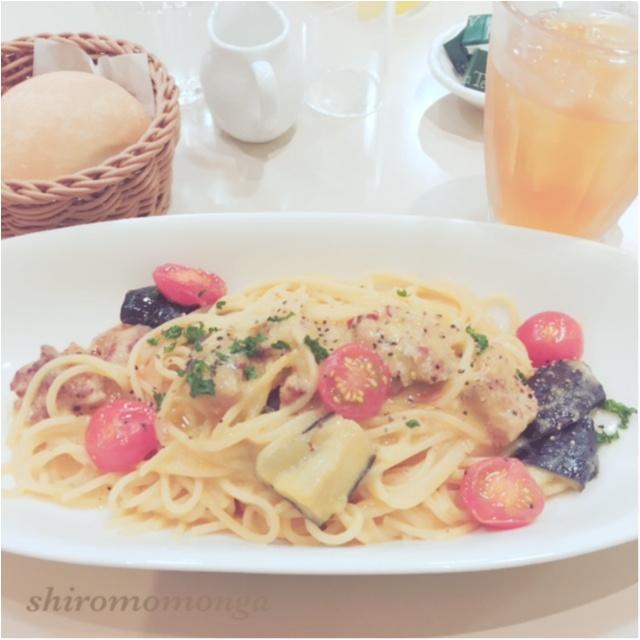 AfternoonTeaRoomの季節限定メニューで夏を先取り♡_1