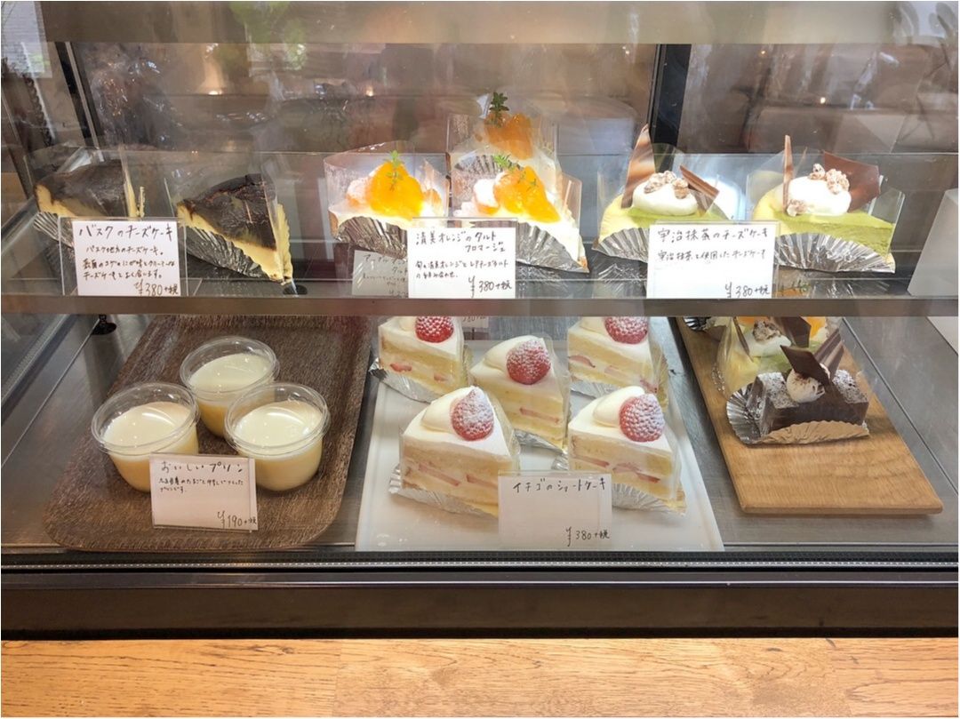 広島で行きたいカフェ♡ 美味しい洋菓子とかわいい雑貨のお店 《 ケツァール 》さんの爽やかオレンジタルト♡♡_3