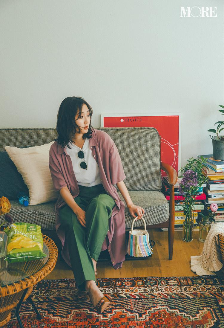 プチプラ休日コーデ特集《2019年版》- 20代女子におすすめ『ユニクロ』『ZARA』etc. でつくるお出かけコーデ_25