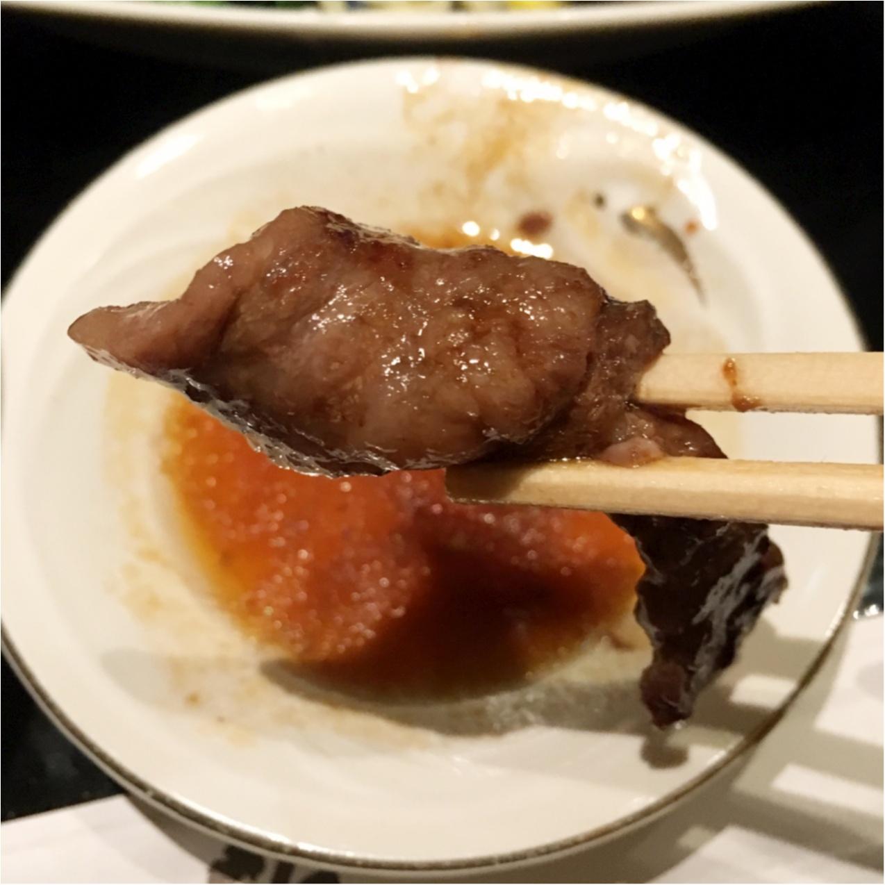 絶対お得!高級焼肉店《 叙々苑 》のランチタイムは美味しいお肉がリーズナブルに食べれちゃう♡_5