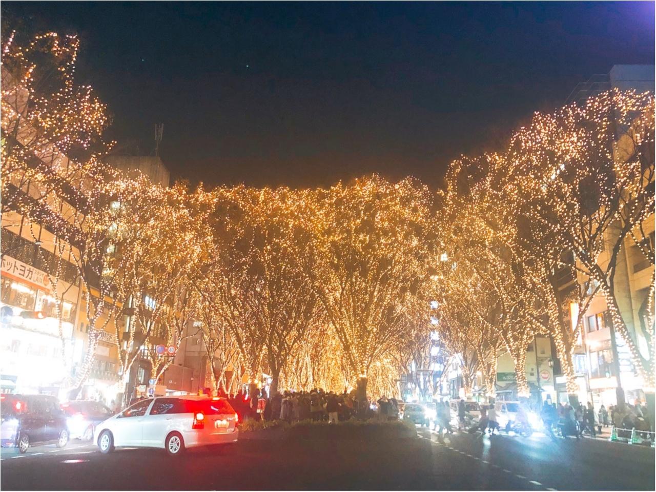 【仙台・イルミネーション】冬の風物詩!『光のページェント』が開催中です!!_1