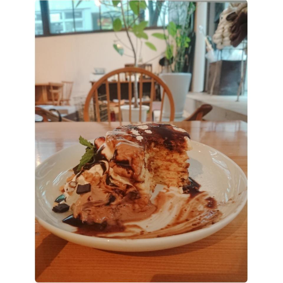 《女子の夢♡》表参道のuzna omomの5段重ねパンケーキで至福のひとときを♡_6